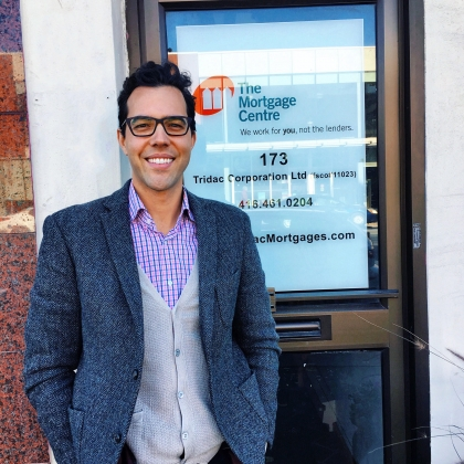 Faces & Places of the Danforth: Chris Molder of Tridac Mortgages