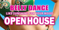 Taste of the Danforth Belly Dance OPEN HOUSE