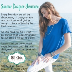 Summer Design Showcase at BE Chic Boutique