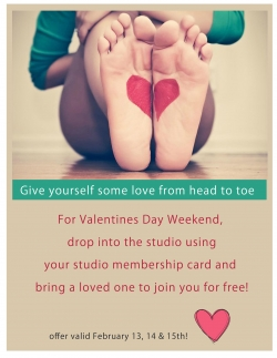 Give Yourself Some Love from Head to Toe for Valentine's