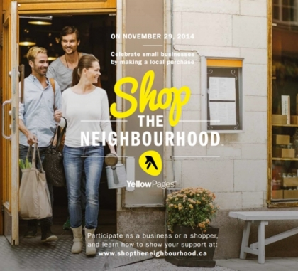 Shop The Neighbourhood November 29