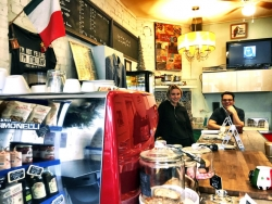 Faces & Places on the Danforth: Saverio of @siespressobar